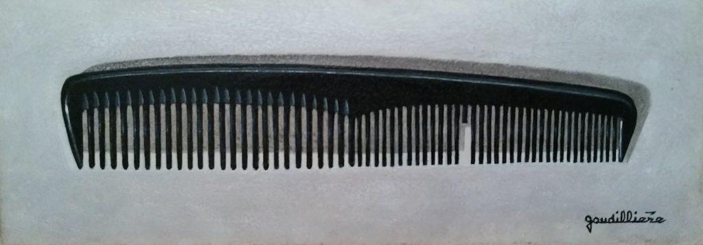 1987 le peigne 0,09-0,24 trompe l'oeil isorel