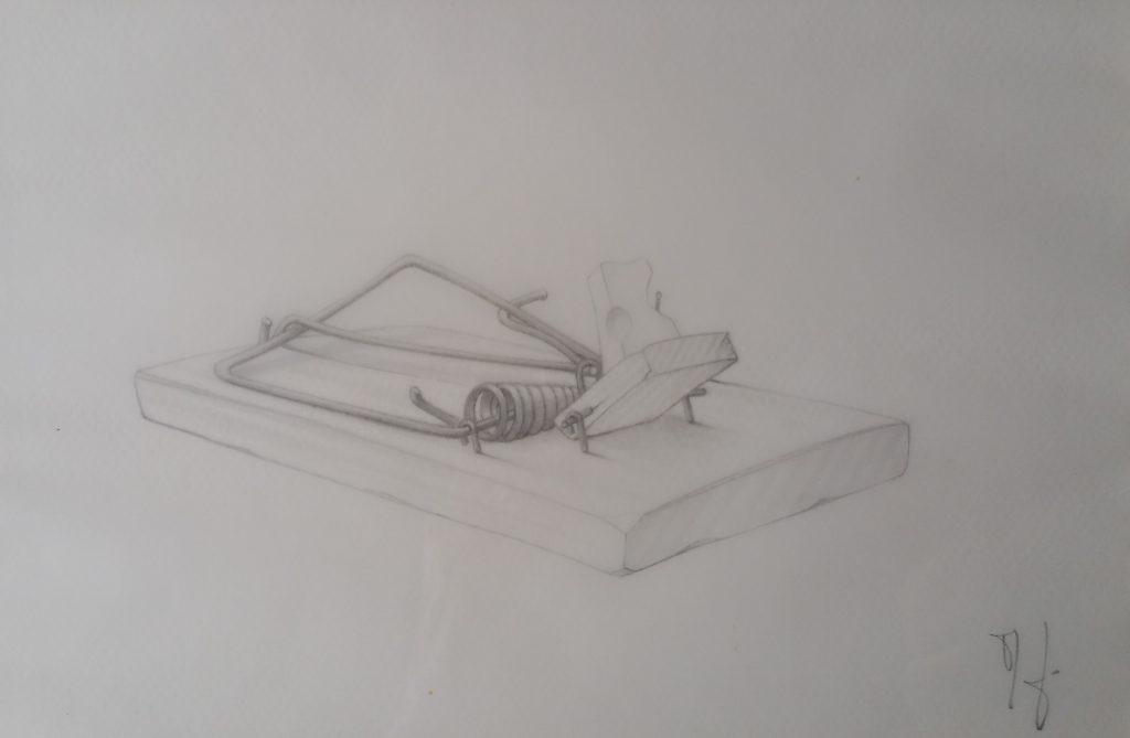1994 la tapette 0,19-0,26 dessin étude