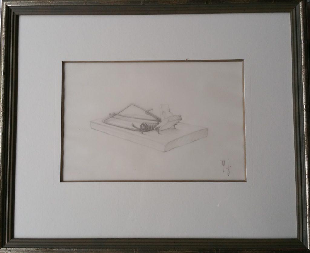 1994 la tapette dessin étude