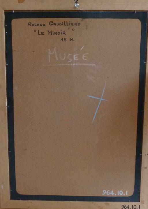 1963 le miroir 15M verso