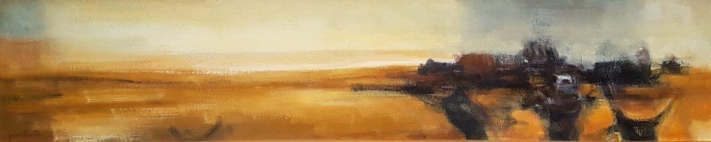 1971 paysage de Camargue 0,22-0,98 isorel