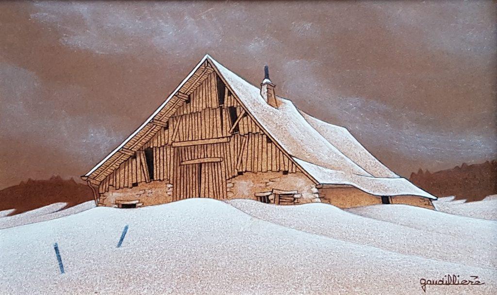 1992 la grange abandonnée 1P 0,14-0,22 isorel