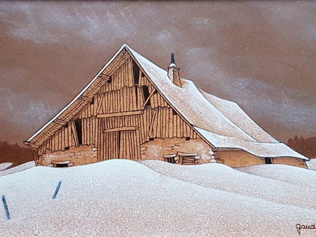 La grange abandonnée