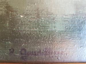 1962 les chardons HF signature