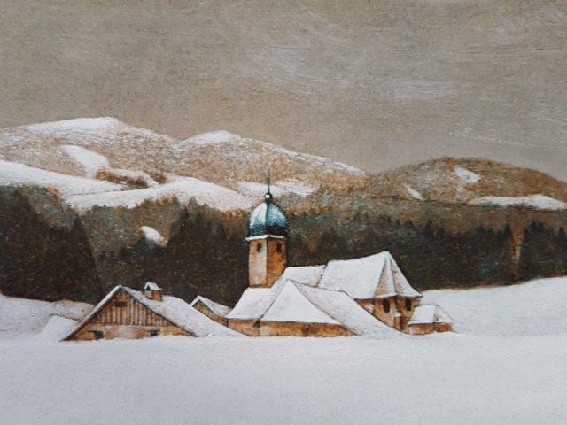 Le petit hameau