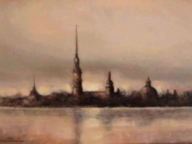 «Leningrad» forteresse Pierre et Paul
