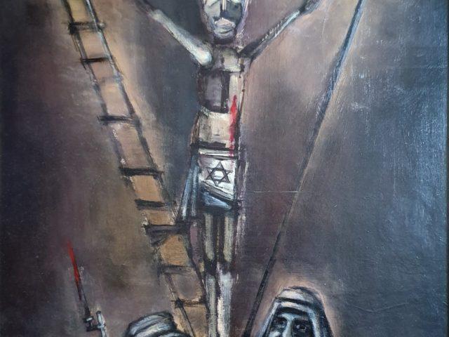 La crucifixion d'Israël