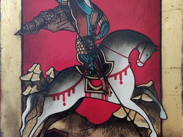 Cavalier Saint-Georges