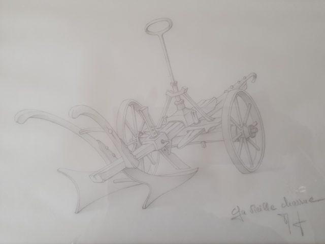 La vieille charrue